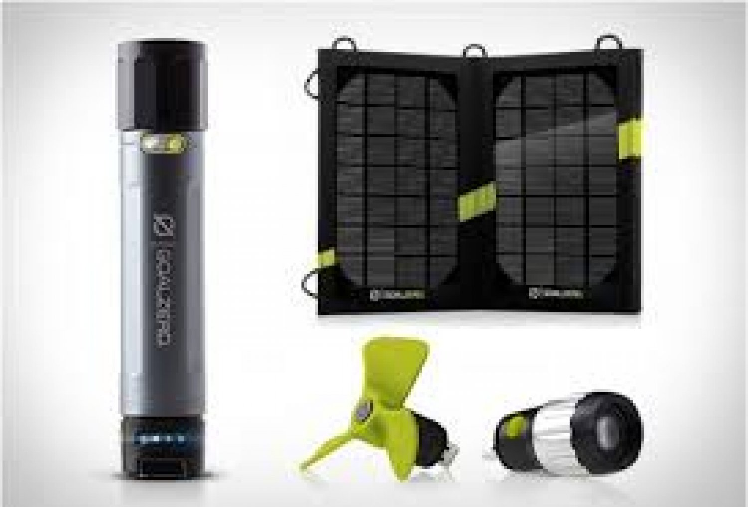 Goal Zero Switch 10 Solar Multitool Kit