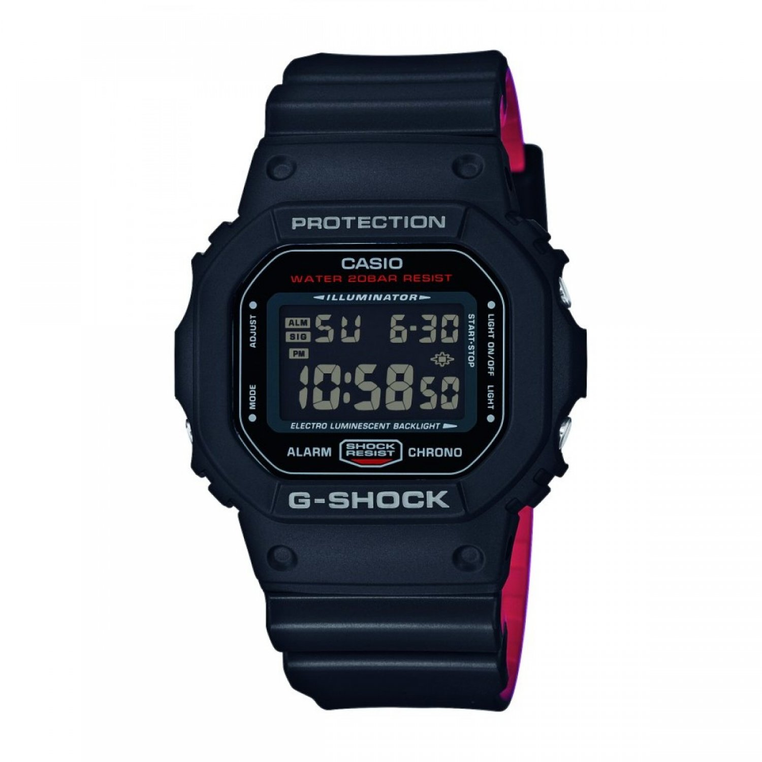 CASIO G-SHOCK ORIGINAL DW-5600HR-1ER Armbanduhr
