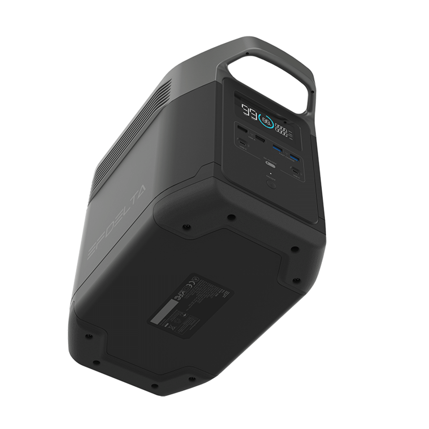 EcoFlow DELTA 1300 - Powerbank - EU Version